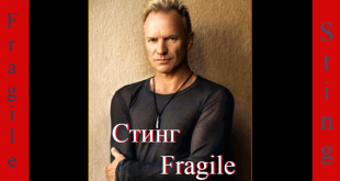 fragile Sting