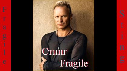 fragile Sting